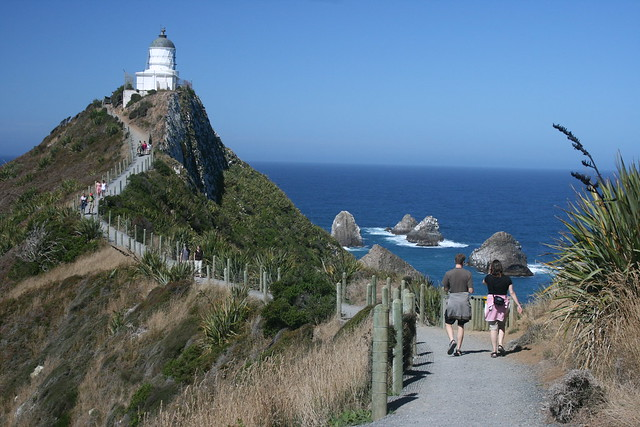 New Zealand: Nugget Point