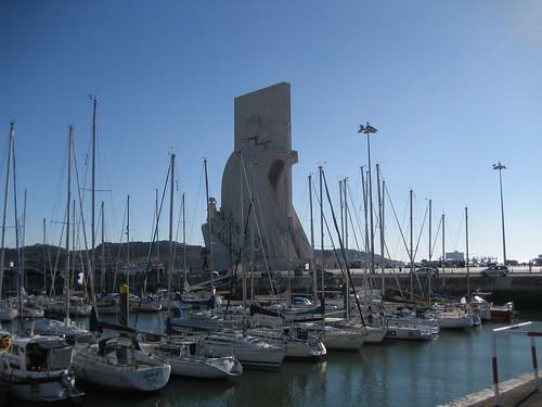 Monumento a los Descubrimientos. ViajerosAlBlog.com.