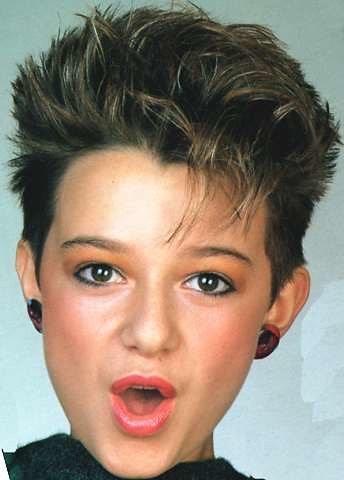 80s Hairstyle 187 This And Another 80s Hair Pic I Just