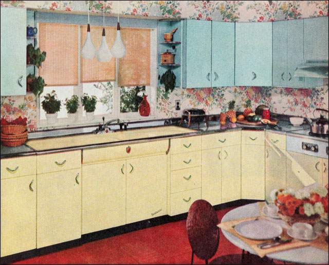 1956 Youngstown Metal Cabinets This Ad Appeared In America Flickr