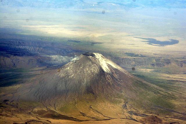Ol Doinyo Lengai Volcano (Tanzania)