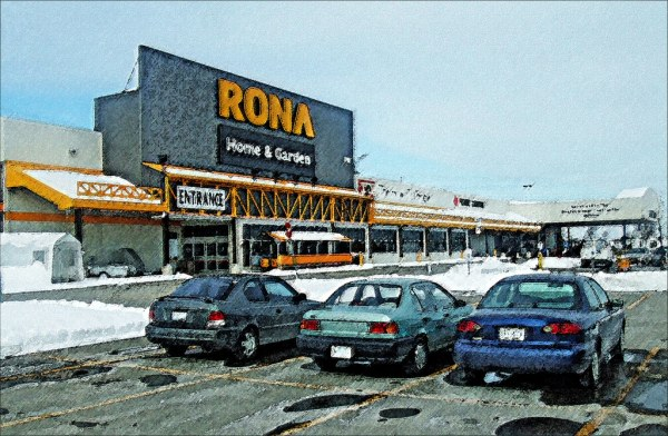 RONA / Proudly Canadian | Seen in my set entitled ...