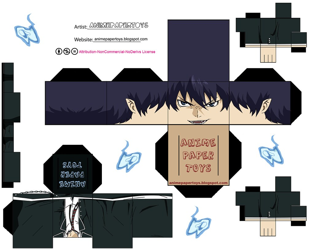 RIN OKUMURA AO NO EXORCIST BLUE EXORCIST