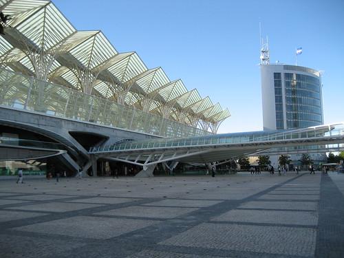 Estación de Oriente. ViajerosAlBlog.com.