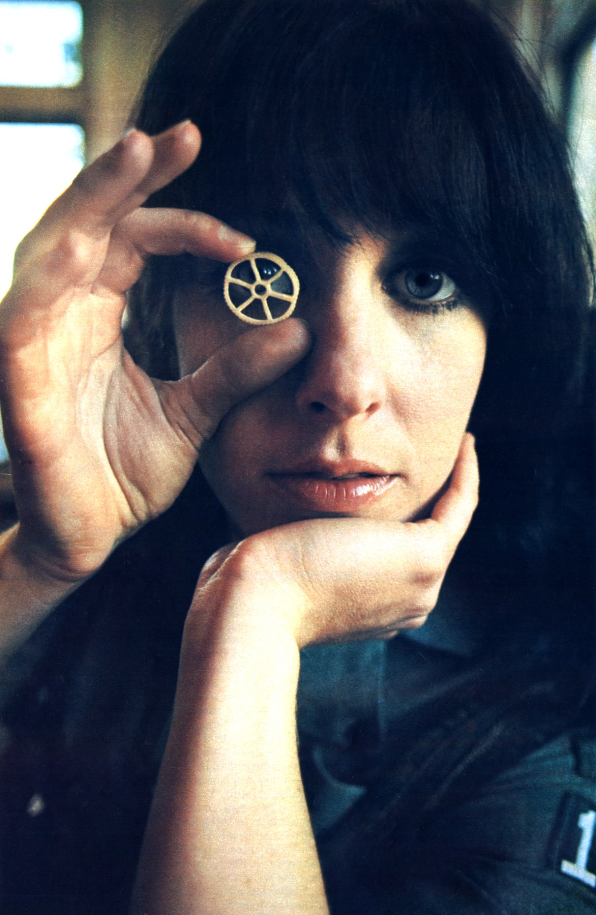 Grace Slick - published in Eye - 1968