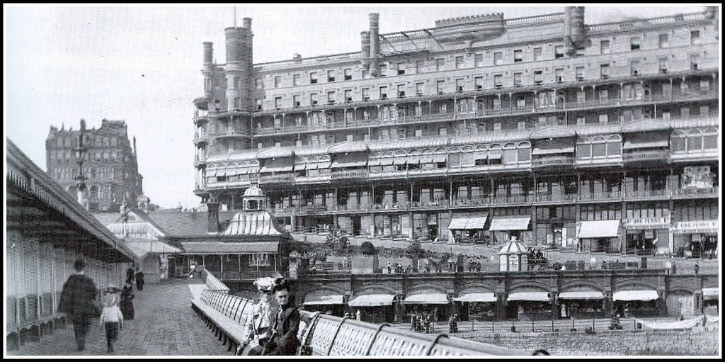Southend On Sea Palace Hotel June 1905 The Palace