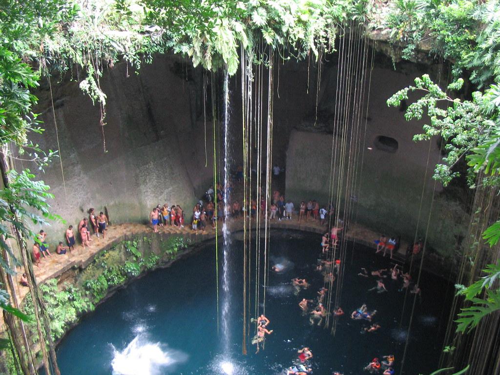 Cenote Ikil Cerca De Chich 233 N Itz 225 Ramonbaile Flickr