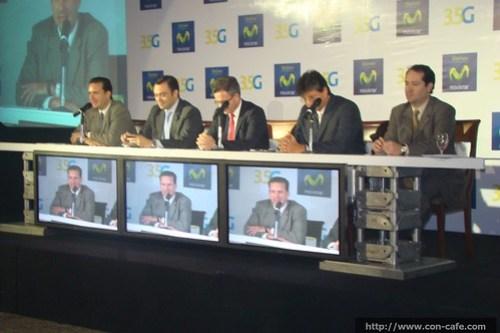 Lanzamiento del 3G de Telefónica | Movistar.