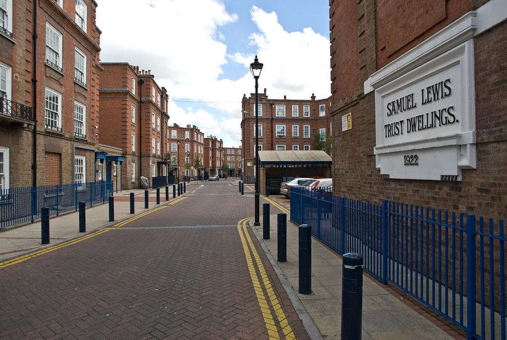 Samuel Lewis Trust Dwellings 1922 Vanston Place