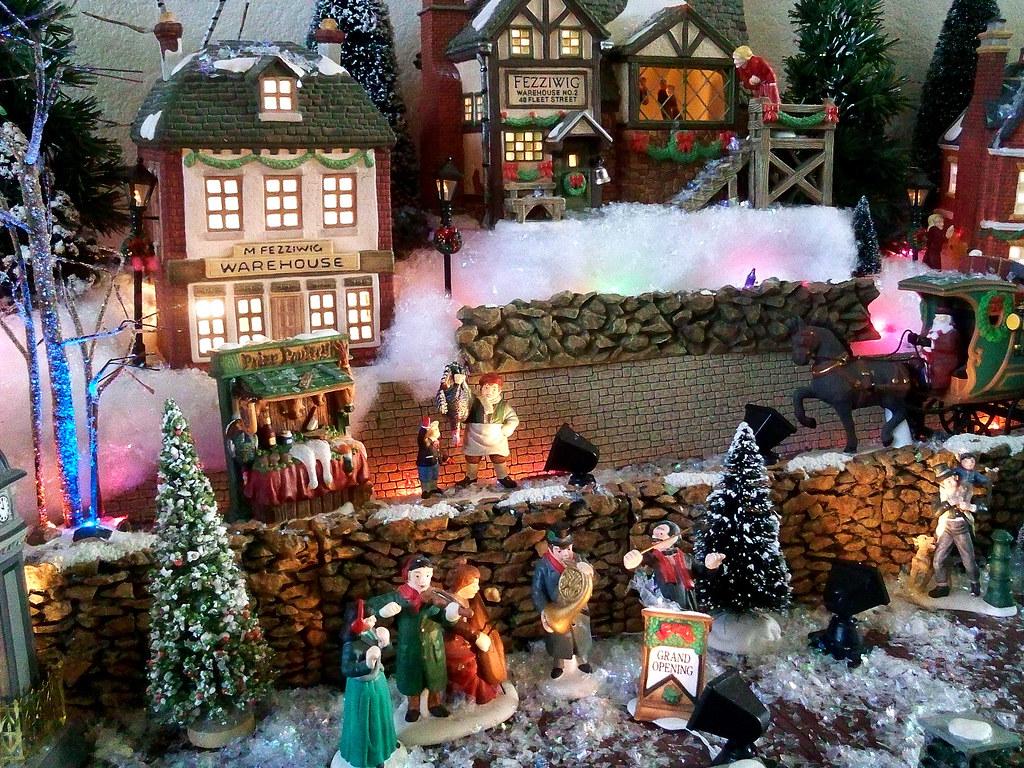 Do You Like My Zine Dickens Village By Mary Please Add