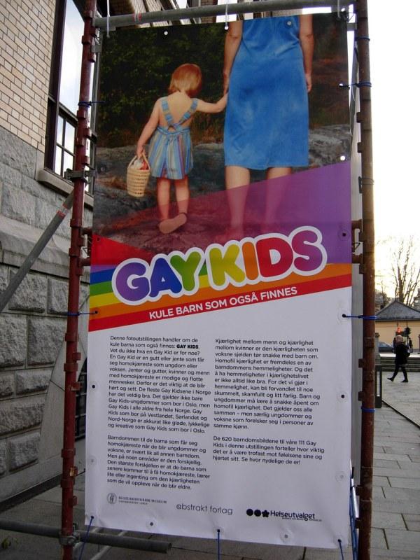Gay Kids | Cathrine Idsøe | Flickr