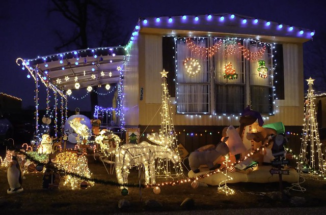Trailer Park Christmas Twas The Night Before Christmas