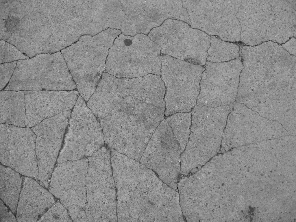Sidewalk Cracks By Sherrie Thai Of ShaireProductions