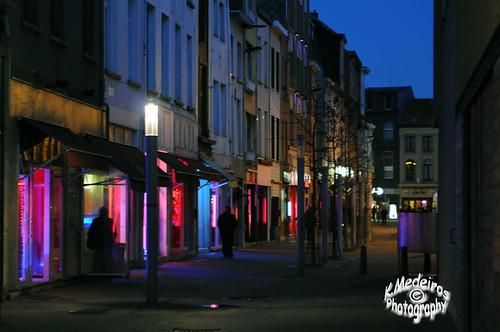 Schippersstraat Antwerpen Red Light KMedeiros Flickr
