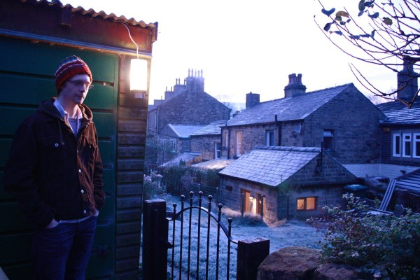 Joe_Frost | my son Joe on a frosty winter evening, at the ...
