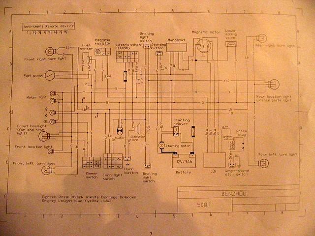 Wiring Diagram 139QMB | Jeff Lavender | Flickr