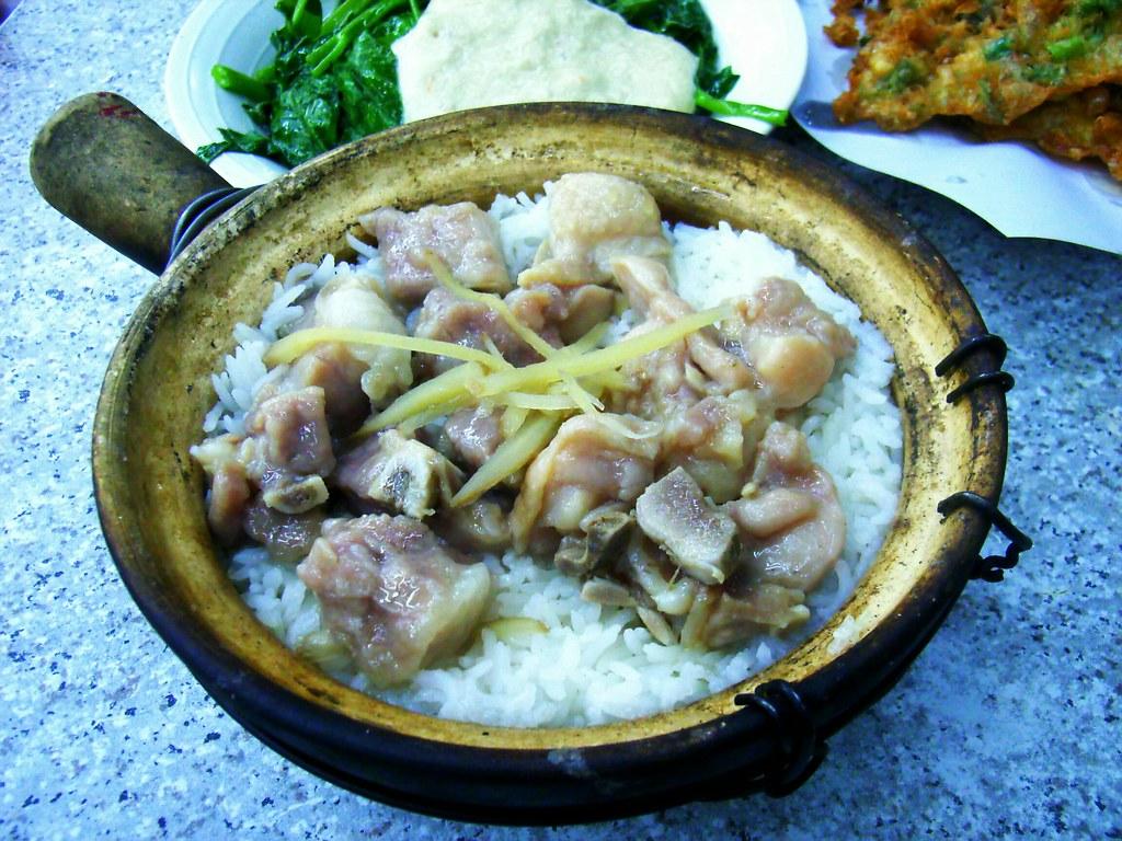 Steamed rice 煲仔飯好味道 | 煲仔飯的參考: 四季煲仔飯 www.openrice.com/restaur… | Flickr