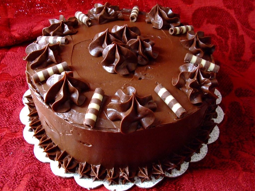 Chocolate Dream Cake Chocolate Dream Cake This One