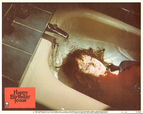 Happy Birthday To Me 1981 Lobby Card Lobby Card