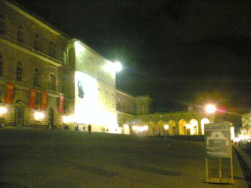 Palazzo Pitti. ViajerosAlBlog.com.