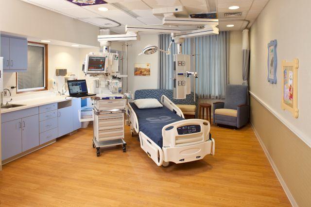 Miller Pediatric Intensive Care Unit at Sanford Children's ...