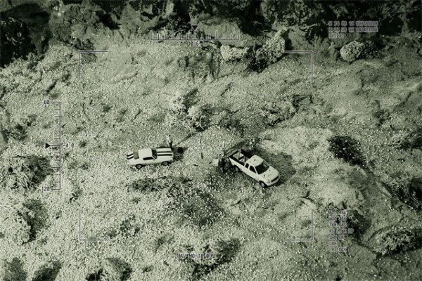 Spy Satellite I   From the serie BIG BROTHER 1:87 Diorama ...