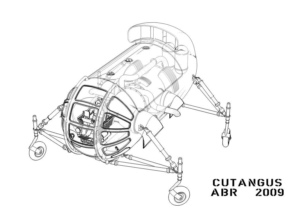 V T O L Concept Aircraft F Ii