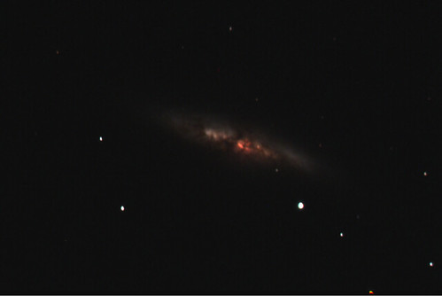 Exploding Galay M82 | Exploding Galaxy M82 9 May 09 22:44 ...