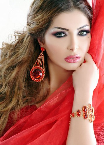 Claudia Hanna   Iraqi singer and model   3raaq   Flickr
