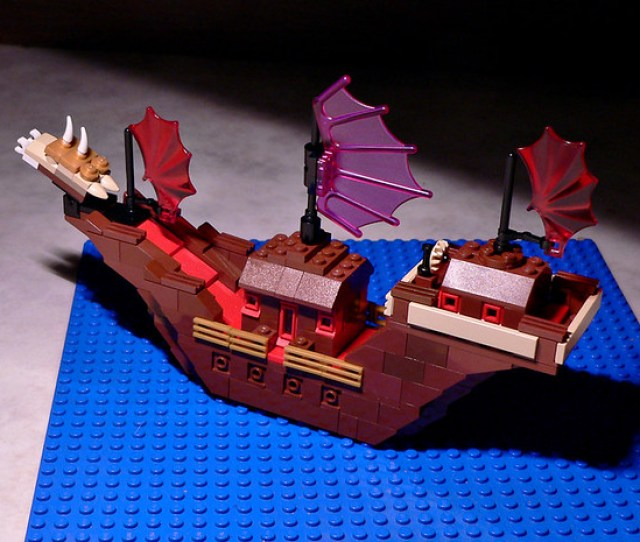 Pirate Ship From Avatar The Waterbending Scroll By E Cf 84i