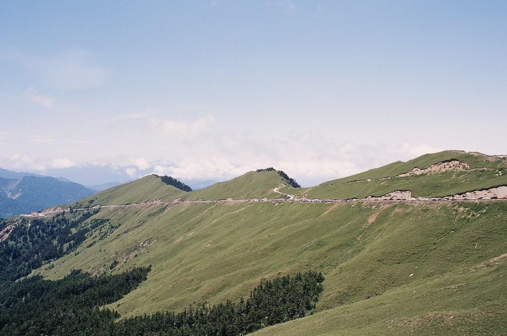 武嶺海拔3275M...回首來時路...很累阿! | Y.C.Norman | Flickr