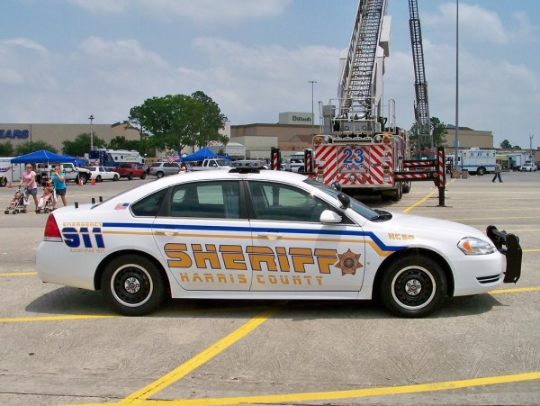 Harris County Sheriff | Chevy Impala | Clint Uselton | Flickr