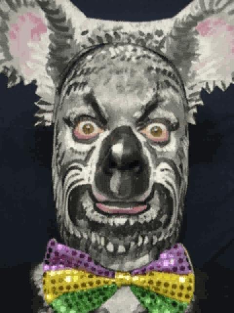 Koala Face Paint Video Artist James Kuhn Watch My