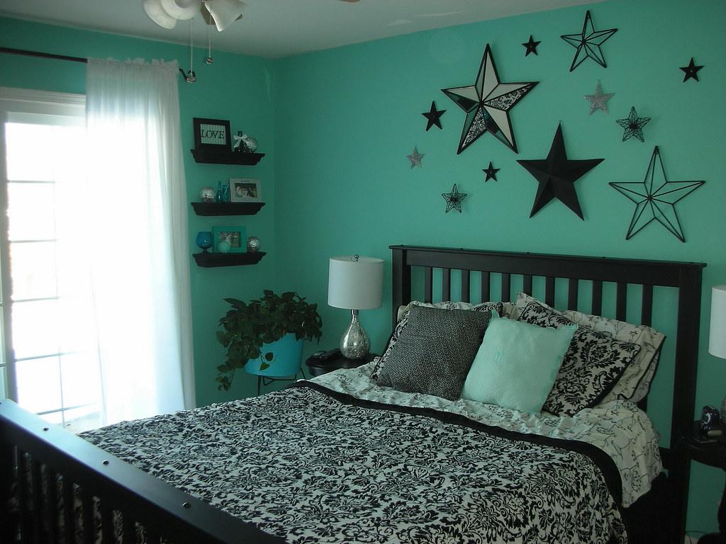 Aqua Bedroom Luvs2sew Flickr