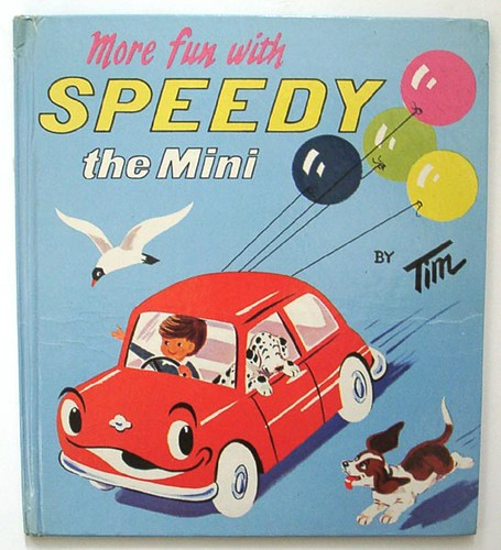 More Fun with Speedy the Mini (by Tim) | Published by ...