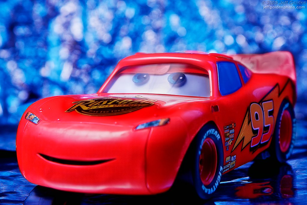 Lightning Mcqueen Day 132 Of 365 Lightning Mcqueen