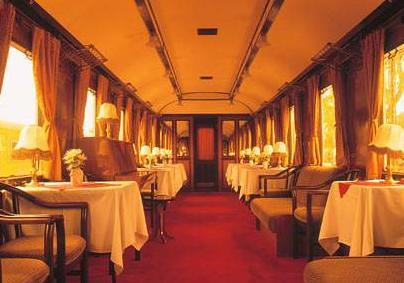 Train Chartering Hungarian First Class Heritage Dining C