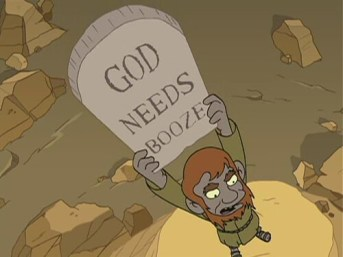 Image result for futurama godfellas