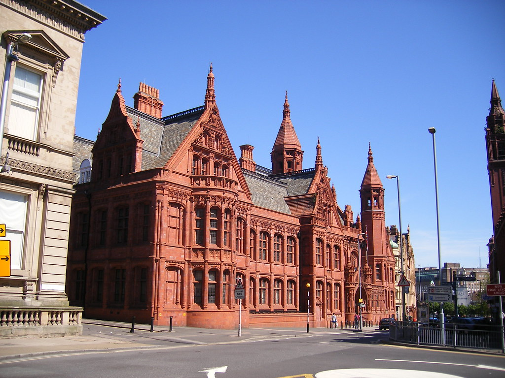 Birmingham Magistrates Courts Victoria Law Courts Flickr