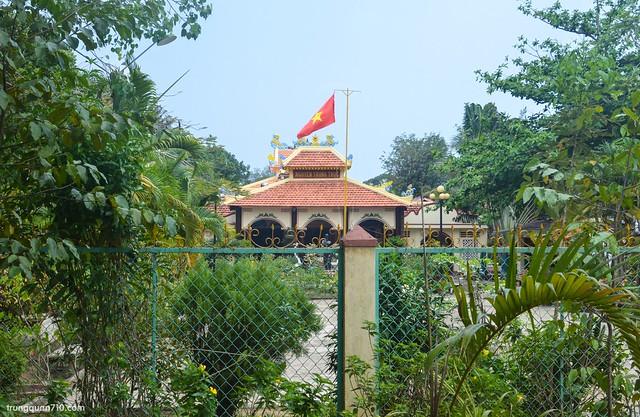 Đền thần Nguyễn Trung Trực