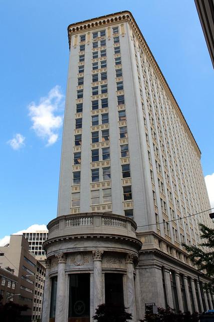 Atlanta Downtown Hurt Building Flickr Photo Sharing