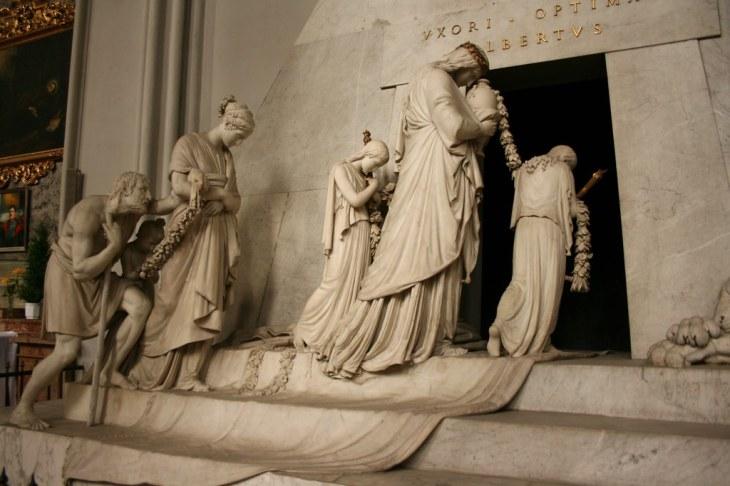 Viena, Iglesia de los Agustinos. Sepulcro de la Archiduque… | Flickr