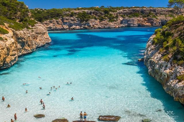 Beautiful Mallorcan Beach