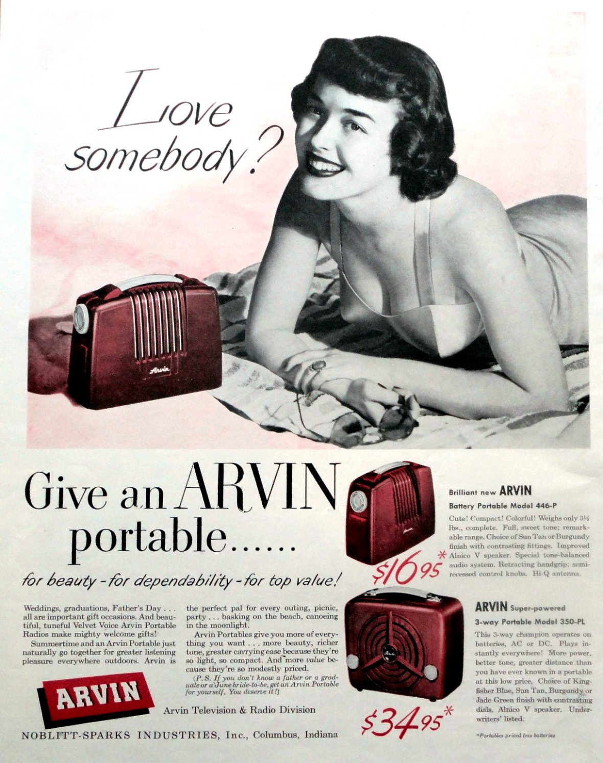 Arvin - 1950