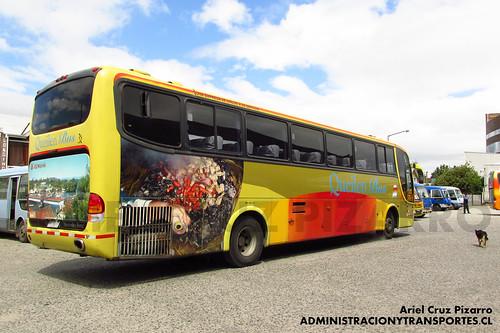 Queilen Bus - Castro - Marcopolo Viaggio 1050 / Mercedes Benz (WK9175)