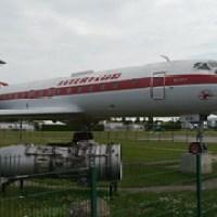 Tupolew Tu-134