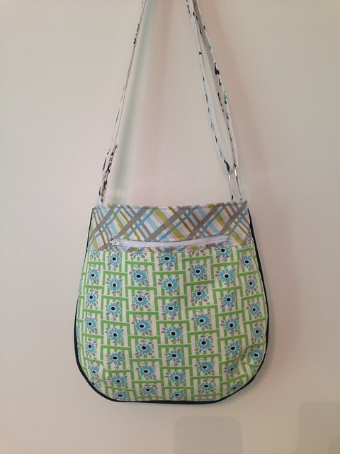 Trail tote by Noodlehead