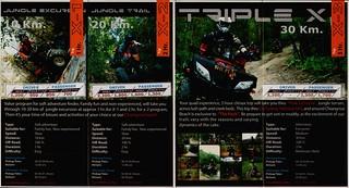 Brochure The Peak Adventure ATV Chiang Mai Thailand 5