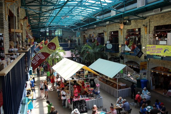 The Forks Market, Winnipeg, Manitoba, Canada | There are ...