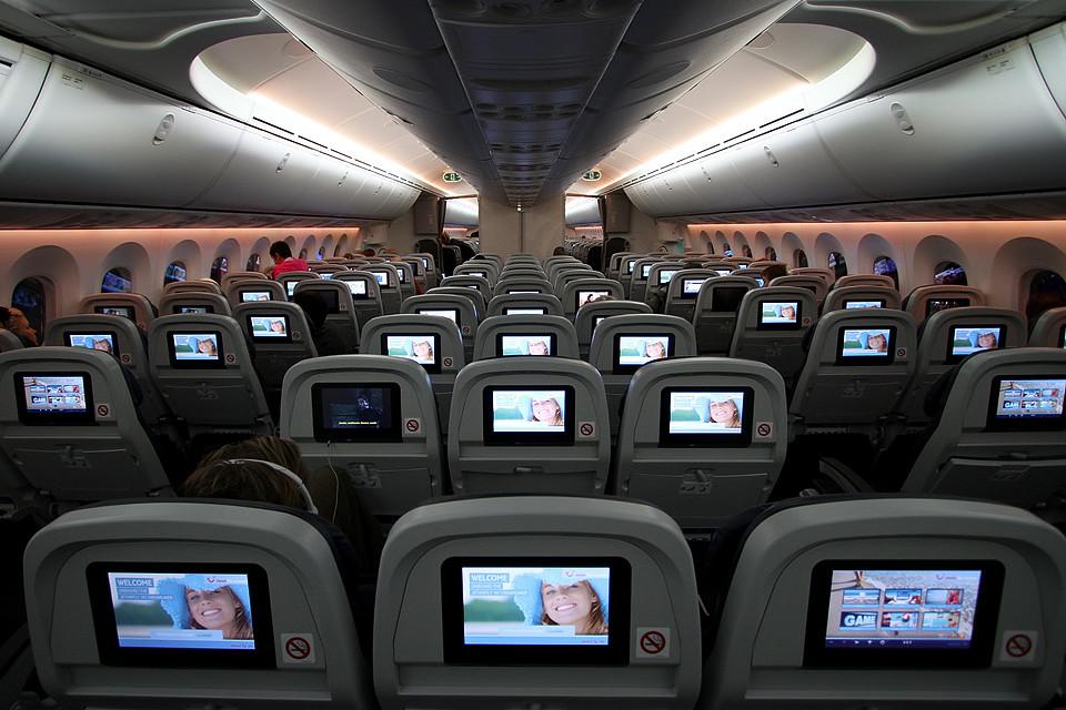 Boeing 787 8 Dreamliner Jetairfly Tui Airlines Belgium